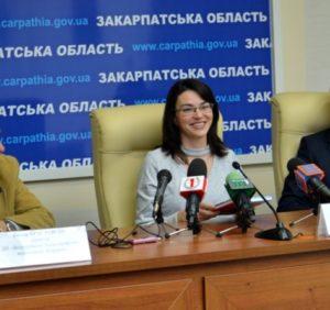 В ОДА презентували книгу краєзнавчих нарисів журналістки Тетяни Літераті