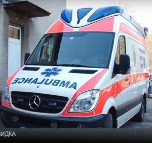 """Смерть у кареті """"швидкої"""": на Закарпатті при транспортуванні з однієї лікарні до іншої помер пацієнт"""