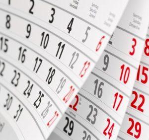 Платникам на замітку: актуальний податковий календар на лютий 2021 року