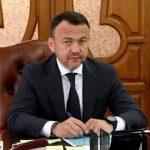 Уряд погодив звільнення Олексія Петрова з посади голови Закарпатської ОДА. Стало відомо ім'я нового очільника краю
