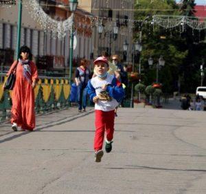 Керівник Закарпатської ОДА пропагує спорт і започатковує благодійницьку ініціативу (фото, відео)