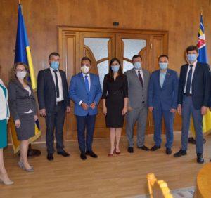 Галина Янченко презентувала ТСК з питань захисту прав інвесторів консулам Угорщини та Румунії