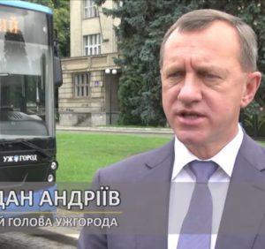 1 мільйон євро компенсації перевізникам: оточення мера Андріїва продовжує грабувати Ужгород