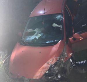 «Заглушки» у пасках безпеки і п'яна водійка – ДТП у Мукачеві (фото)