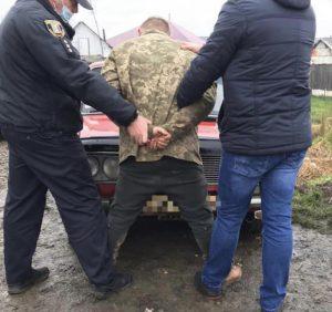 Поліцейські Берегова розкрили угон автомобіля упродовж кількох годин