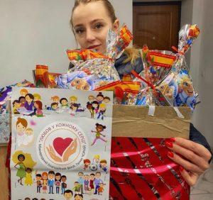 Подаруй дитині свято: Благодійна акція в Ужгороді (фото)