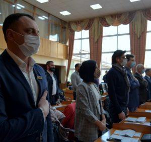 Владу – народу! В  Ужгороді депутати від партії «Слуга Народу» висловили підтримку законодавству про референдум