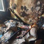 В Ужгороді патрульні роти ТОР допомогли евакуювати жителів будинку, що загорівся