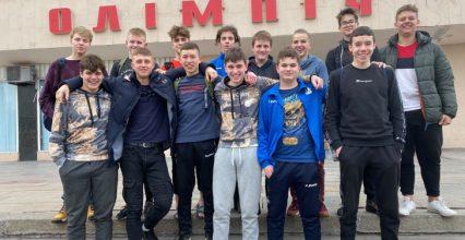 Збірна Закарпатської області вийшла у фінал Чемпіонату України з водного поло
