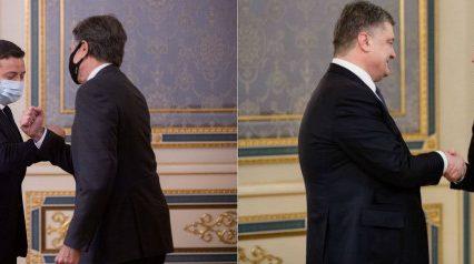 Журналісти і народні депутати підняли на сміх Петра Порошенка