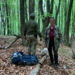 На кордоні зі Словаччиною затримали громадянина Німеччини, який лісом пробирався в Україну