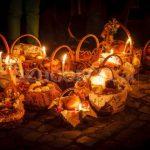 Освячення великодніх пасок в Ужгороді: де і коли (ГРАФІК)