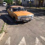 """В Мукачеві пенсіонер за кермом """"ГАЗ 24"""" збив на """"зебрі"""" дівчину-пішохода"""