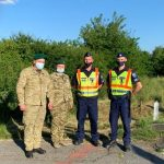 Прикордонники України та Угорщини відновили спільні патрулювання кордону