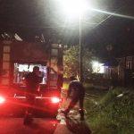 Через пожежу в літній кухні родина з Іршавщини ледь не втратила у вогні основний будинок