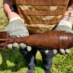 Рятувальники знищили мінометну міну часів Другої світової війни