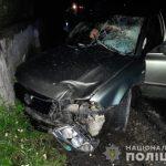 На Рахівщині водій насмерть збив пішохода