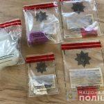 В Ужгороді поліція перестріла наркодилера