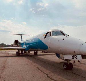 Здійснено перший рейсовий авіапереліт Ужгород – Салоніки