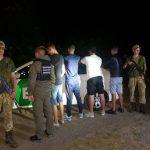 На Закарпатті прикордонники спільно з Нацполіцією затримали групу нелегалів
