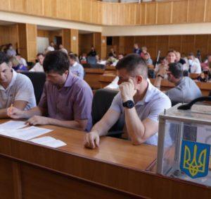 В Ужгородській міській раді – кадровий переворот
