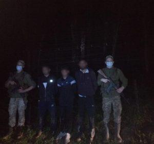 Група індусів намагалась вночі незаконно пробратися до Словаччини
