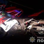 Розігнався і влетів у відбійник: на Закарпатті у ДТП загинув мотоцикліст