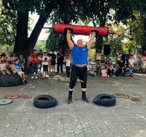 Перший міжвідомчий кубок Закарпаття зі стронгмену поєднає спорт і благодійність