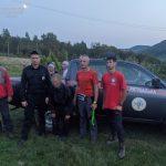 На Хустщині відшукали чоловіка, який іще 11 вересня пішов по гриби та не повернувся