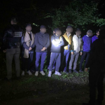 """Правоохоронці """"провалили"""" спробу групи нелегалів перетнути українсько-словацький кордон"""